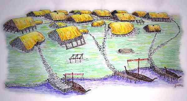 skipene i vikingtiden